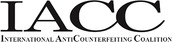International AntiCounterfeiting Coalition (IACC) Member